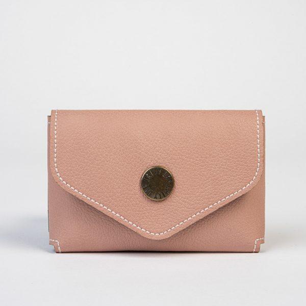 Daily Day - Porta-Cartões Envelope - Rosa