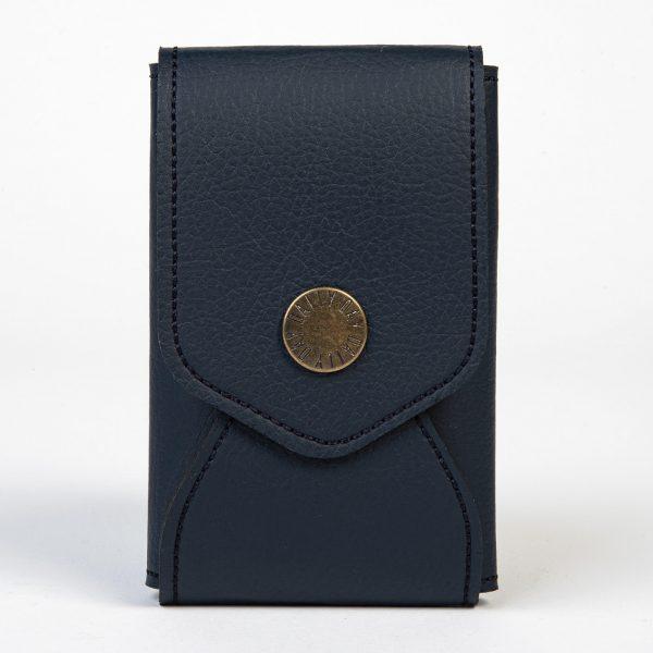 Daily Day - Porta-Cartões Envelope - Azul Indigo
