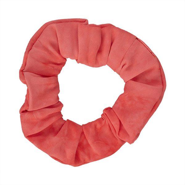 Daily Day - Elástico de Cabelo - Tie-Dye Laranja