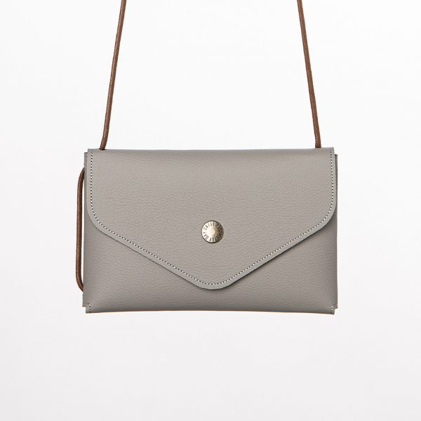 Daily Day - Envelope Wallet - Grey