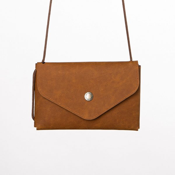 Daily Day - Envelope Wallet - Camel
