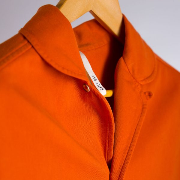 Daily Day - Camisa Shinde - Terracota