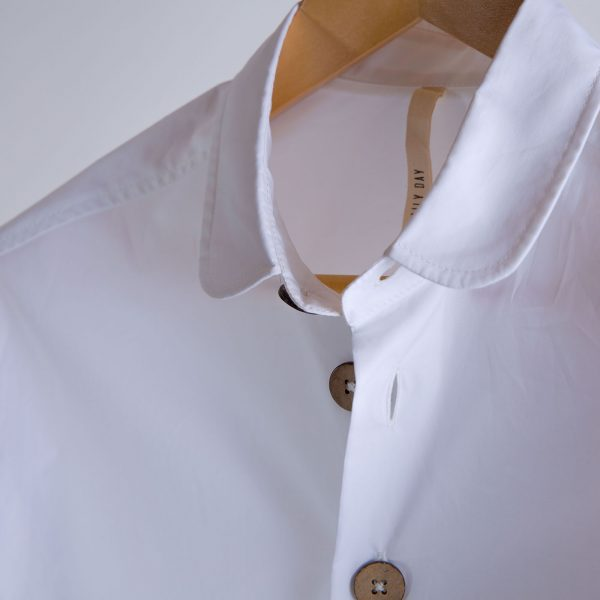 Daily Day - Stopa Shirt - White