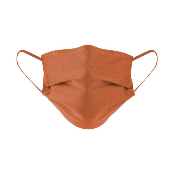 Daily Day - Level 3 Face Mask - Terracotta