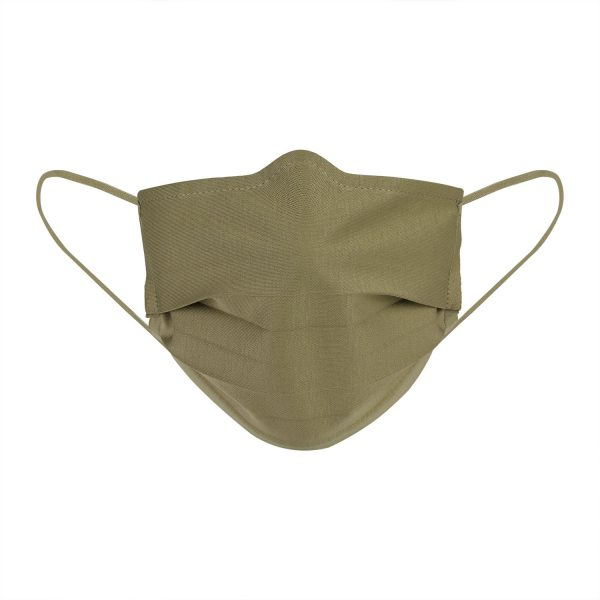 Daily Day - Level 3 Face Mask - Olive Green