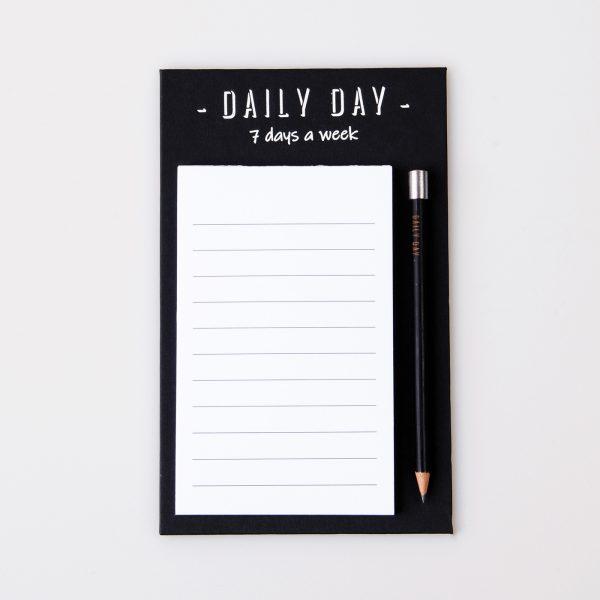 Daily Day - Bloco de Notas Magnético