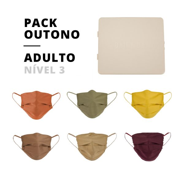 Daily Day - Adult Autumn Pack - Level 3